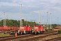 "LEW 17718 - DB Cargo ""298 329-4"" 02.07.2016 - Rostock-SeehafenPeter Wegner"