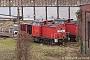 """LEW 17722 - DB Schenker """"298 333-6"""" 08.11.2014 - Halle (Saale), Bahnbetriebswerk GChristian Wiele"""