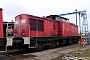 """LEW 17722 - DB Schenker """"298 333-6"""" 24.02.2015 - Magdeburg, HafenManni RV"""