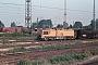 "LEW 17839 - DR ""111 011-3"" 22.09.1988 - Rostock-SeehafenMichael Uhren"