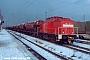 "LEW 17840 - DB Cargo ""298 312-0"" 31.12.2001 - Rostock, Hinrichsdorfer StraßeReinhold Kreschinski"