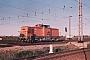 "LEW 17845 - DR ""111 017-0"" 21.05.1989 - Rostock-SeehafenMichael Uhren"