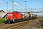 """LEW 17846 - DB Schenker """"298 318-7"""" 31.08.2010 - StralsundPeter Scholz"""