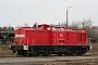 """LEW 17846 - DB Schenker """"298 318-7"""" 11.03.2009 - StralsundCarsten Niehoff"""