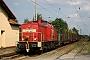 """LEW 17847 - Railion """"298 319-5"""" 14.08.2007 - SchwarzkollmMario Morgner"""