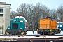 """LEW 17849 - MTEG """"293 023-8"""" 15.02.2009 - Glauchau (Sachsen)Torsten Barth"""